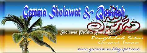 download mp3 sholawat h muammar za gemma sholawat dan qosidah h muammar za qori terbaik