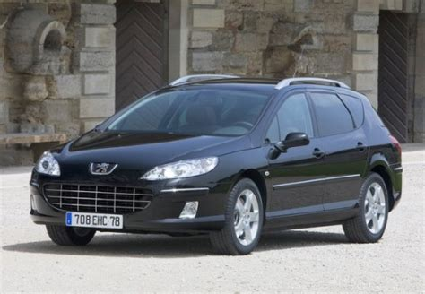 used peugeot 407 used peugeot 407 sw cars for sale on auto trader uk