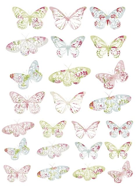Decoupage Free Printables - 1000 images about butterfly decoupage on blue