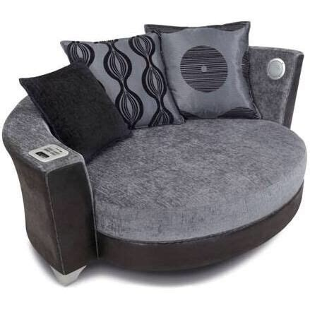 Cuddle Chair And Sofa - dfs cuddle chair sofa with media centre in swindon