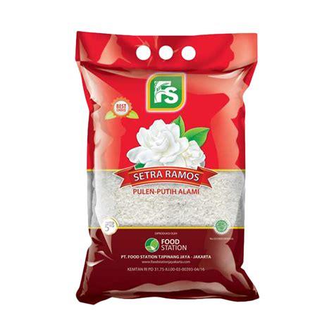 Beras Ngawiti 5kg Setra Ramos jual daily deals fs melati setra ramos beras 5 kg