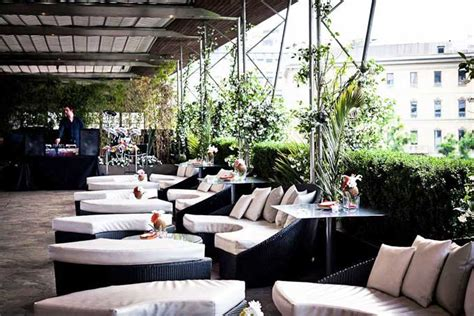 terrazza dsquared the 10 most beautiful rooftop bars in milan a place in milan