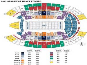 denver broncos stadium seating chart 3d image gallery seahawks seating