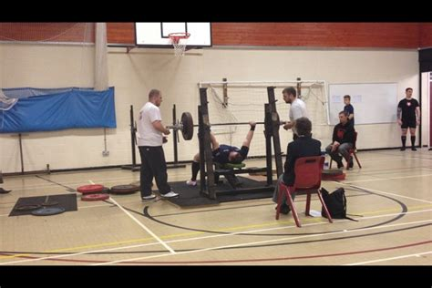 powerlifting bench press records success story how i powered my way to powerlifting victory part 2 fitness