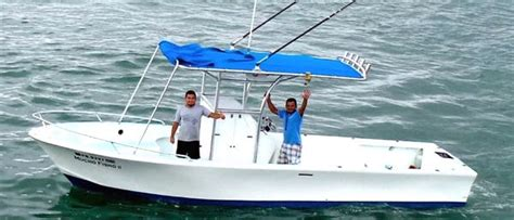 fishing boat costa rica quepos charter fishing boat and crew quepos fish adventure