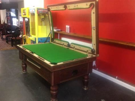pool table installation towyn wales pool table