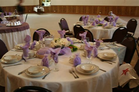 banquet table decorations st andrew ukrainian orthodox church banquet rental
