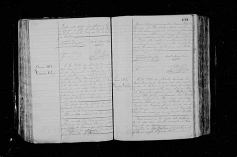 Birth Registry Records Documents Our Family History