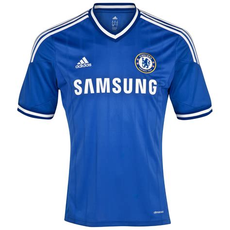 chelsea kits chelsea 13 14 2013 14 home kit officially released