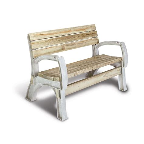 plastic bench ends 2x4 shop 2x4basics sand polyresin chair brackets at lowes com