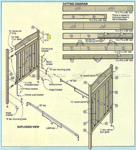 baby cribs plans wooden baby crib plans 28 images baby crib plans