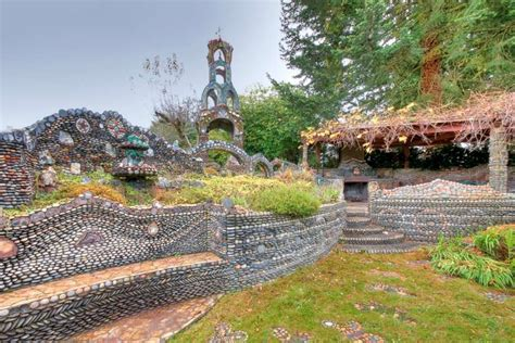 West Seattle Home Noted Rock Garden For Sale Seattlepi Com Rock Garden Seattle