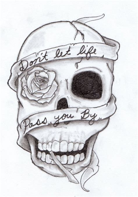 skull in a rose tattoo tattoos designs ideas and meaning tattoos for you