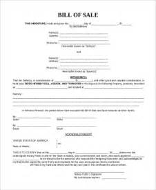 mobile home bill of mobile home bill of 6 free documents in pdf