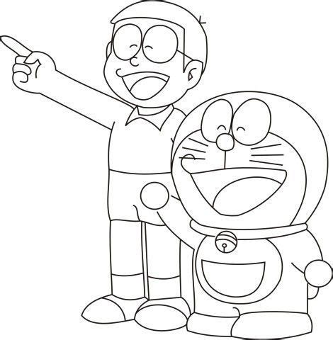 pages of doraemon 13 best coloriage doraemon images on crayon
