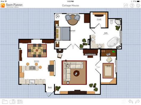 room planner software for mobile by chief architect room planner home design on the app store on itunes