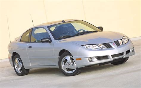 accident recorder 2003 pontiac sunfire transmission control used 2005 pontiac sunfire for sale pricing features edmunds