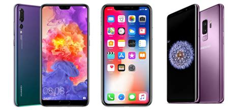 huawei p20 pro vs samsung galaxy s9 plus vs iphone x comparison ephotozine