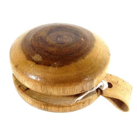 Mainan Yoyo Yoyo jual eigia mainan yoyo kayu coklat harga