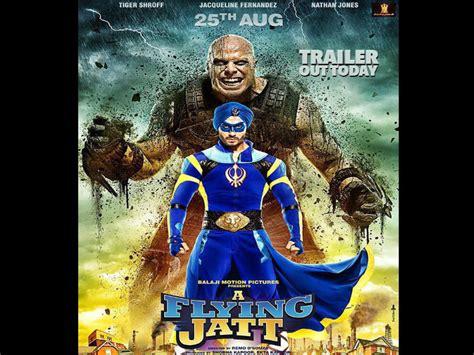 a flying jatt full movie here s why tiger shroff s a flying jatt may remind you
