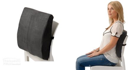 Lower Back Chair Support by Back Support Seat Cushion Chair Lumbar Support