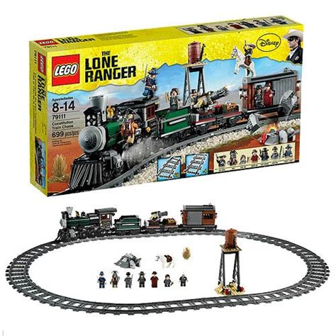 Toys Lego Lone Ranger Constitution 79111 lego lone ranger 79111 constitution lego lone ranger construction toys at