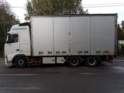 volvo fh parts used volvo fh 520 6x2 for parts reefer trucks year 2008