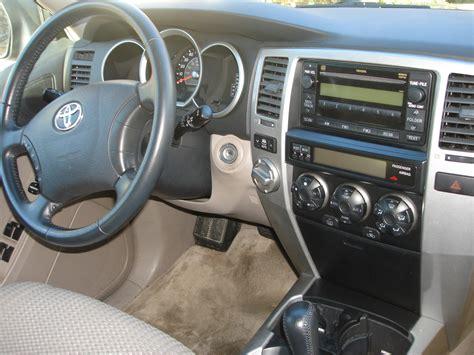 Toyota 4runner 2008 Interior 2007 Toyota 4runner Interior Pictures Cargurus