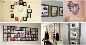 20 cleverly creative ways to display your cherished photos diy amp crafts