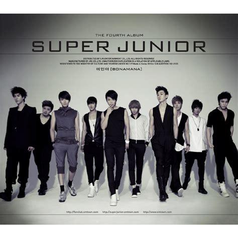 download mp3 album play super junior download single super junior no other the 4th album