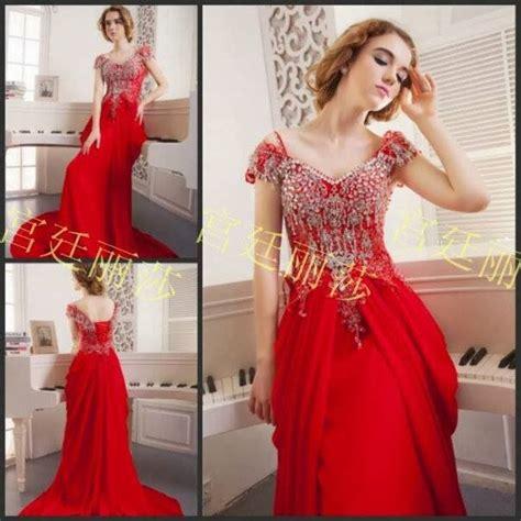 desain gaun pernikahan contoh model desain gaun untuk pernikahan terbaru modern