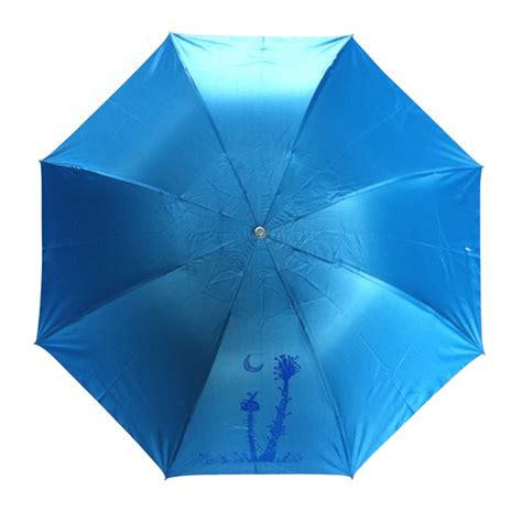 Payung Lipat Desain Vas Bunga payung lipat desain vas bunga blue