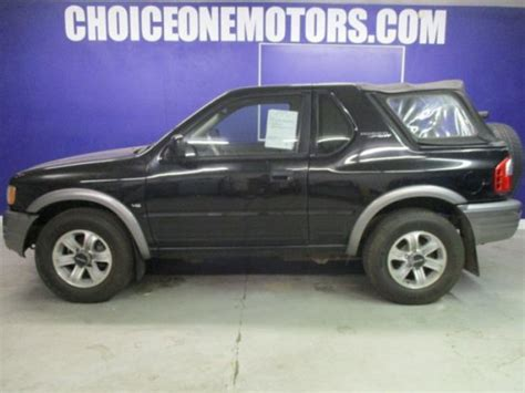 automotive air conditioning repair 2001 isuzu rodeo sport transmission control isuzu 4wd for sale used cars on buysellsearch