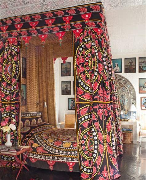 Bett Orientalisch