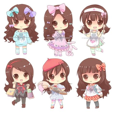 libro chibi girls 2 a 51 best chibis images on kawaii chibi anime chibi and chibi