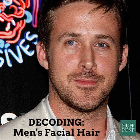What A Man's Facial Hair Says About Him, According To A