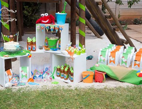 backyard beach party beach under the sea summer birthday birthday quot backyard