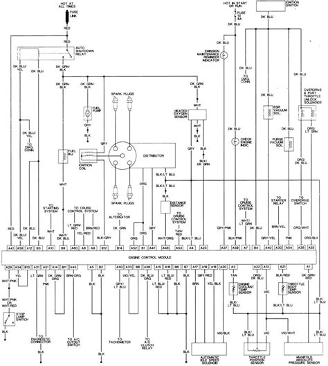 1995 dodge ram 2500 ignition wire diagrams wiring diagrams