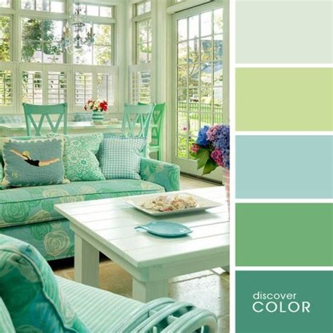 color palette for home interiors 20 home decor ideas and turquoise color combinations