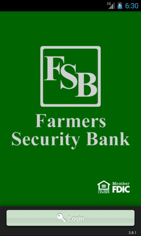 farmers security bank android apps on play