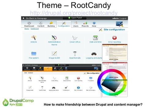 drupal themes how to make dmitry drozdik how to make friendship between drupal and