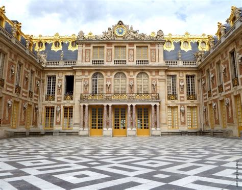 Modern Mansion Floor Plan palace of versailles the entrance travel to eat