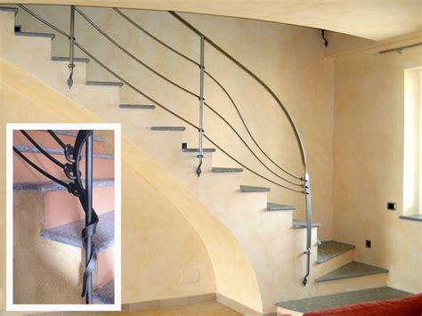 scale per interni in ferro battuto amazing si realizziamo parapetti interni ed esterni in