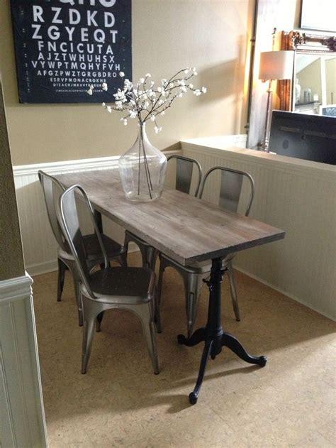 narrow dining table ideas best 25 narrow dining tables ideas on narrow