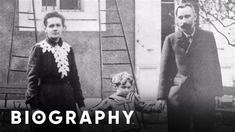 biography marie curie history channel marie curie mini biography