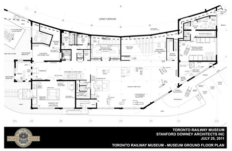 machine shop floor plans toronto railway heritage centre update page 2 national