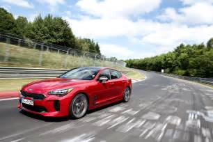 Kia Stinger Exclusive 2018 Kia Stinger Gt Test Well Stung