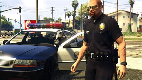 mod gta 5 lspd improved male lspd cops gta5 mods com