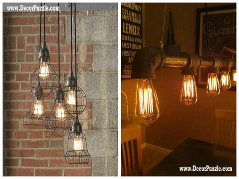 Industrial Style Kitchen Lights Inustrial Style Kitchen Decor And Furniture Top Secrets