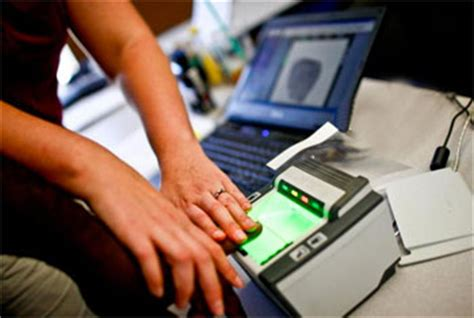 Fingerprinting Background Check Are Fbi Fingerprints Criminal Background Checks Flawed
